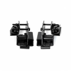Engine - Engine Mounts - All Classic Parts - 67-70 Mustang Engine Mount Bracket V8 390/428, Frame-side, PAIR