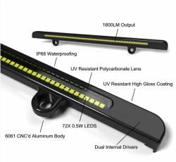 Miscellaneous - Universal LED License Plate Back Up Light, Satin Black - Image 4