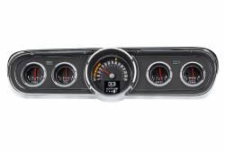 Gauges - Aftermarket Gauges - Dakota Digital Gauges & Accessories - RTX Dakota Digital Instruments, OEM Styling, for 65 - 66 Mustangs