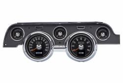 Dakota Digital Gauges & Accessories - RTX Dakota Digital Instruments, OEM Styling, for 67 - 68 Mustangs