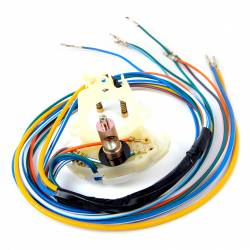 Electrical & Lighting - Turn Signals - All Classic Parts - 65-66 Mustang Turn Signal Switch w/ Alternator