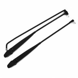 Windows - Wipers & Related - All Classic Parts - 71-73 Mustang Windshield Wiper Arms, PAIR