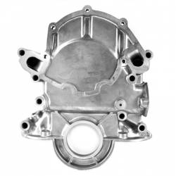 Engine - Timing & Related - All Classic Parts - 65-79 Timing Chain Cover w/ Dipstick Hole, 289/302/351W (For Cast Iron Water Pump)