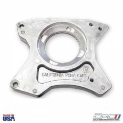 "California Pony Cars - 1965-1970 T-5 Adapter Plate For 6 Bolt ""Original"" Bell Housing"