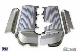 Engine - Engine Compartment Dress-Up - NXT-GENERATION - 05 -10 Mustang Fuel Rail Cover Kit