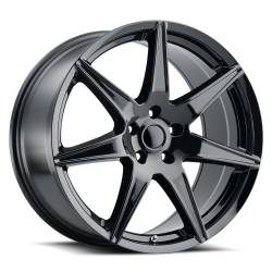 Wheels - 20 Inch - Voxx - 05 - Current Gloss Black Mustang GT5 20 x 10.5 Wheel