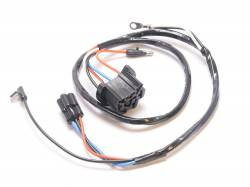 Wire Harnesses - Mounting Hardware - Scott Drake - 65-66 Mustang Wiper motor under dash 1sp loom