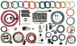 Wire Harnesses - Complete Kits - American Auto Wire - 1964 - 1973 Mustang Universal Hwy 22 PLUS Complete Chassis Wire Harness Kit