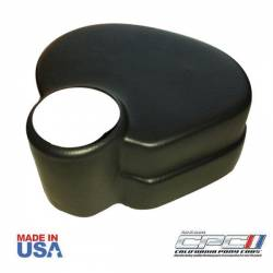 Engine - Engine Compartment Dress-Up - NXT-GENERATION - 2015 - 2019 Mustang Brake Master Cylinder Cover Black