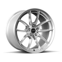 2010-2014 Mustang Parts - 2010-2014 New Products - Shelby Wheel Co - 05 - 20 Mustang 19 X 9.5 CS5 Style Shelby Wheels, Chrome Powder