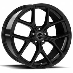 Wheels - 20 Inch - Shelby Wheel Co - 05 - 18 Mustang 20 X 9.5 CS 3 Style Shelby Wheels, Black