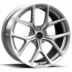 Wheels - 20 Inch - Shelby Wheel Co - 05 - 18 Mustang 20 X 9.5 CS 3 Style Shelby Wheels, Chrome Powder
