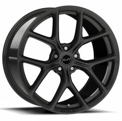 Wheels - 20 Inch - Shelby Wheel Co - 05 - 18 Mustang 20 X 11 Rear Only CS 3 Style Shelby Wheels, Gunmetal