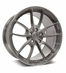 2010-2014 Mustang Parts - 2010-2014 New Products - Shelby Wheel Co - 15 - 20 Mustang GT350 and GT350R ONLY 19 X 10.5 CS 21 Style Shelby Wheels, Smoked Tint