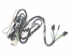 Electrical & Lighting - Fog Lights - Scott Drake - 69 Mustang Shelby fog light loom u/d