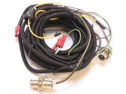 70 Mustang Tail light harns w/ sockets