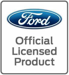 Fender Gripper - Mustang Fender Gripper Trunk Mat, GT Logo - Image 3