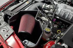 Engine - Throttle Body - JLT Performance  - 2020 Mustang GT500 JLT BIG Air Intake Kit