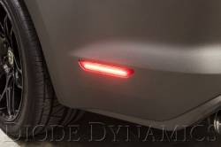 Electrical & Lighting - Marker Lights - Diode Dynamics Lighting - 2015 - 2020 Ford Mustang LED Side Marker Lights, Pair, Choose Lens Color