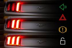 Electrical & Lighting - Back Up Lights - Diode Dynamics Lighting - 2010 - 2020 Mustang LED Sequencer for your Tail Lights (USDM)