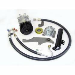 A/C & Heating - A/C Compressors - Scott Drake - 1967 Mustang  Sanden Compressor Conversion Kit (289, R134a)