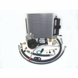 A/C & Heating - A/C Systems & Upgrades - Old Air Products - 1966 Mustang Under Hood AC Performance Kit, For 289 Engine