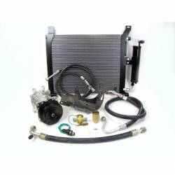 A/C & Heating - A/C Systems & Upgrades - Old Air Products - 1967 - 68 Mustang Under Hood AC Performance Kit, for 6 Cylinder Engine