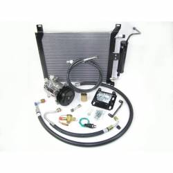A/C & Heating - A/C Systems & Upgrades - Old Air Products - 69 - 70 Mustang Under Hood AC Performance Kit, for 302 - 428 Engine