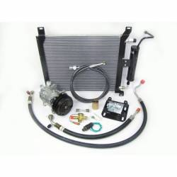 A/C & Heating - A/C Systems & Upgrades - Old Air Products - 69 - 70 Mustang Under Hood AC Performance Kit, for 6 Cylinder Engine