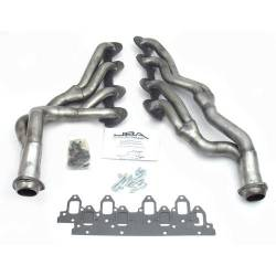 Exhaust - Headers - JBA Headers - 67-70 Mustang JBA Long Tube Headers 1-3/4 inch Stainless, 390/428 Engine