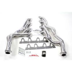 Exhaust - Headers - JBA Headers - 67-70 Mustang JBA Long Tube Headers 1-3/4 Inch, Silver Ceramic 390/428 Engine