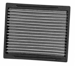 A/C & Heating - Cabin Air Filter - K & N Filters - 05 - 14 Mustang K&N Cabin Air Filter, All Models, Washable Element