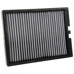 A/C & Heating - Cabin Air Filter - K & N Filters - 15 - 20 Mustang K&N Cabin Air Filter, All Models, Washable Element