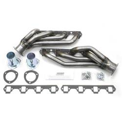 1964-1973 Mustang Parts - 1964-1973 New Products - Patriot Exhaust Products - 64-73 Mustang Patriot Mid Length Exhaust Headers, 289/302, Steel