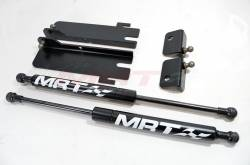 MRT - 2015+ Mustang MRT No-Drill Hood Struts-Custom Paint