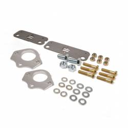 Suspension Kits - Front Kit - RideTech - 1964-1970 Mustang Ball Joint Wedge Plates and Upper Control Arm Drop Kit