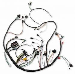 Wire Harnesses - Under Dash - Scott Drake - 1966 Mustang Main Underdash Wire Harness Kit
