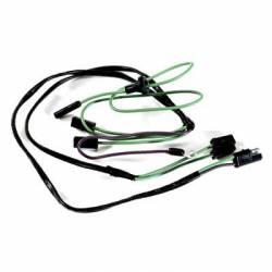 Wire Harnesses - Under Dash - Scott Drake - 1967 Mustang A/C Under Dash Wire Harness