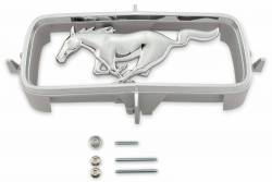 1967 Mustang Coral and Horse for Upper Grille