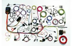 67 - 68 Mustang Complete Chassis Wire Harness Kit, Classic Update Series